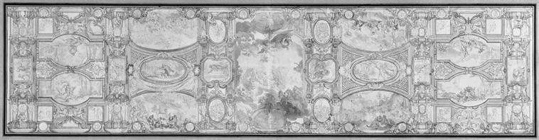Hercule, héros antique et allégorie royale 74-009510