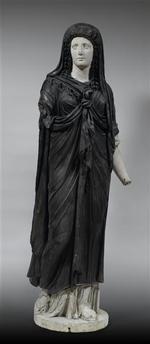 Le déesse Isis, une rare égyptienne à Versailles 08-515684