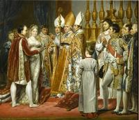Napoleon and Marie-Louise's wedding