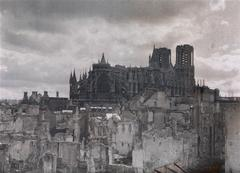 Destruction de Reims