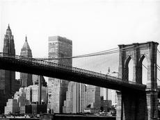 New York, pont de Brooklyn