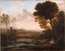 Nature and the Ideal : Landscape in Rome1600-1650