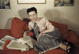 Gisèle Freund: The pioneer of colour portrait photography