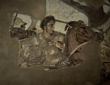 The Kingdom of Alexander the Great: ancient Macedonia.